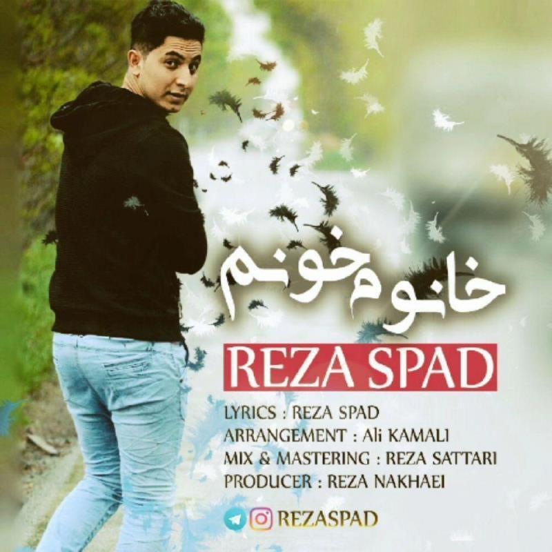نامبر وان موزیک | دانلود آهنگ جدید Reza-Spad-Khanoome-Khonam