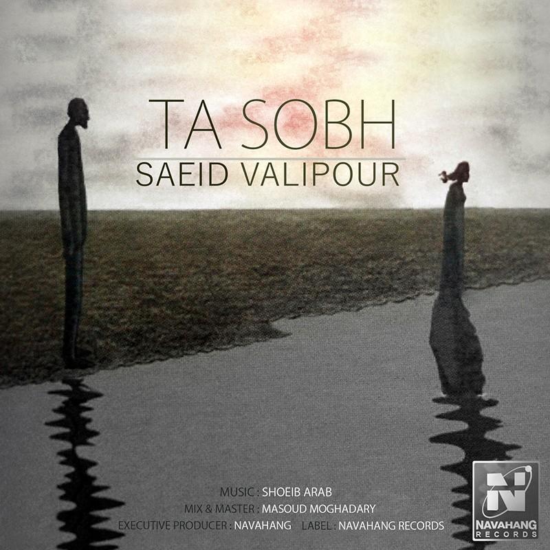 نامبر وان موزیک | دانلود آهنگ جدید Saeid-Valipour-Ta-Sobh