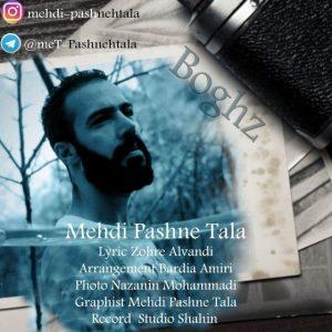 نامبر وان موزیک | دانلود آهنگ جدید Mehdi-Pashne-Tala-Boghz-300x300
