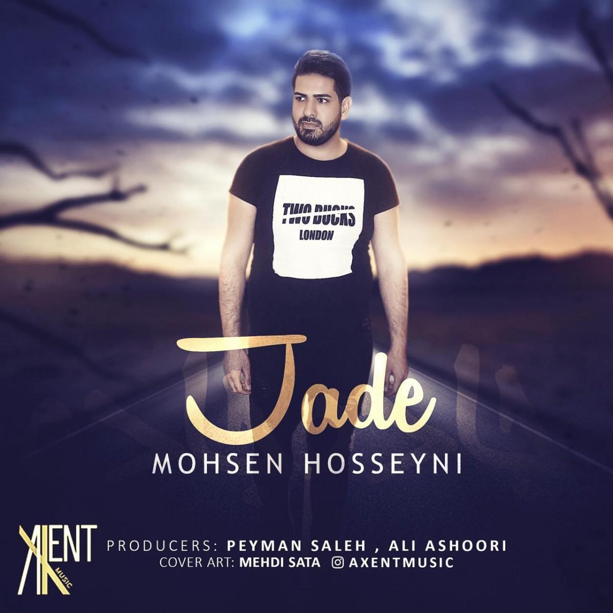 نامبر وان موزیک   دانلود آهنگ جدید Mohsen-Hosseyni-Jade