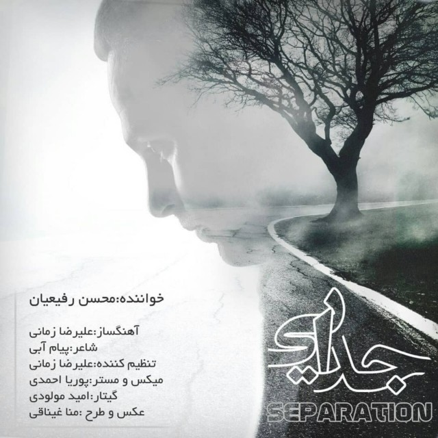 نامبر وان موزیک | دانلود آهنگ جدید Mohsen-Rafieyan-Jodaee