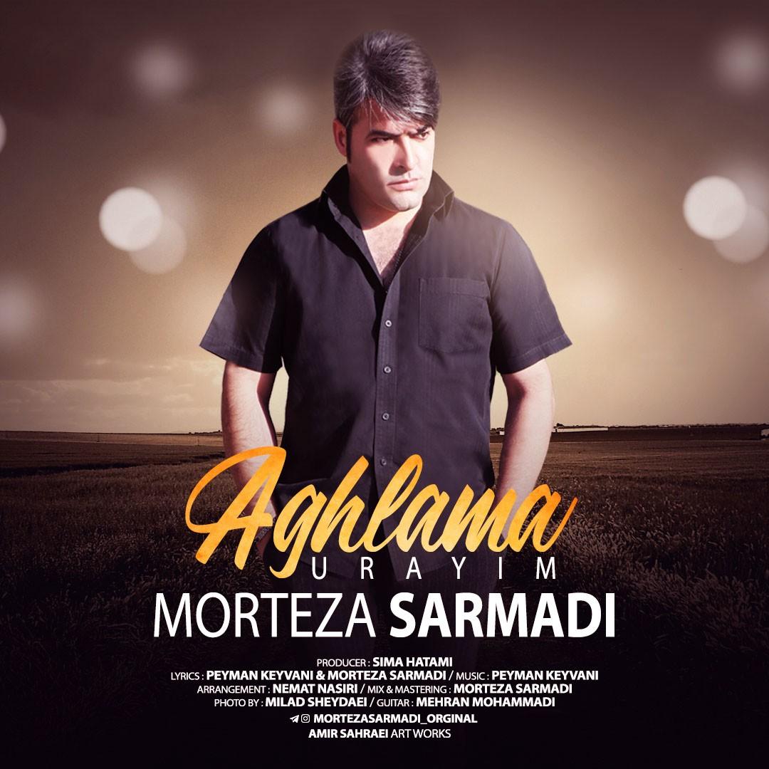 نامبر وان موزیک | دانلود آهنگ جدید Morteza-Sarmadi-Aghlama-Urayim