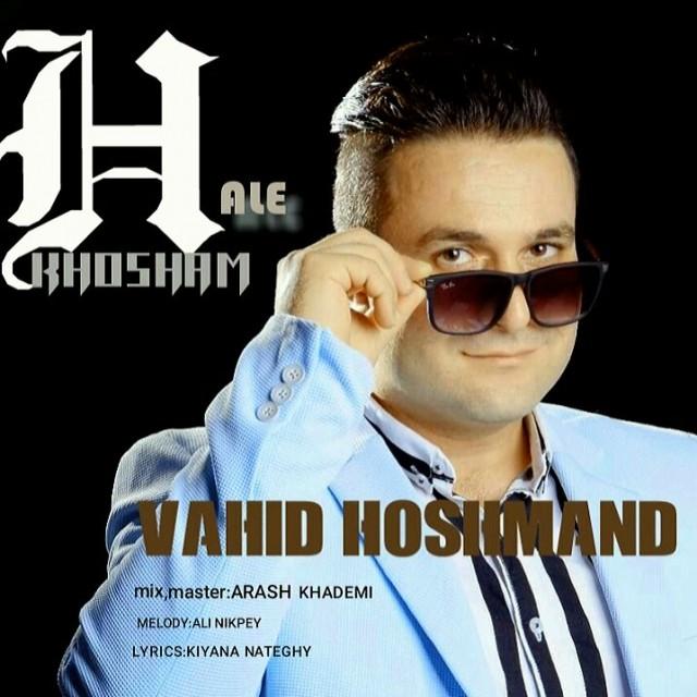 نامبر وان موزیک | دانلود آهنگ جدید Vahid-Houshmand-Hale-Khosham