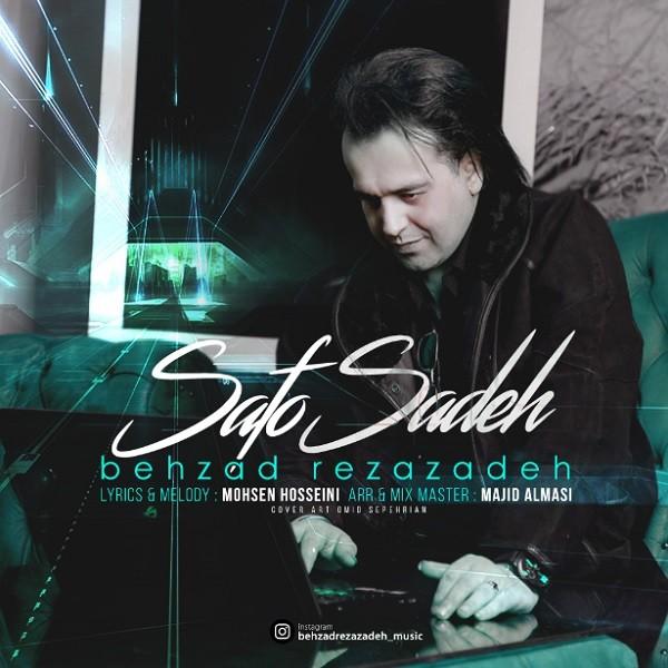 نامبر وان موزیک   دانلود آهنگ جدید Behzad-Rezazadeh-Safo-Sadeh