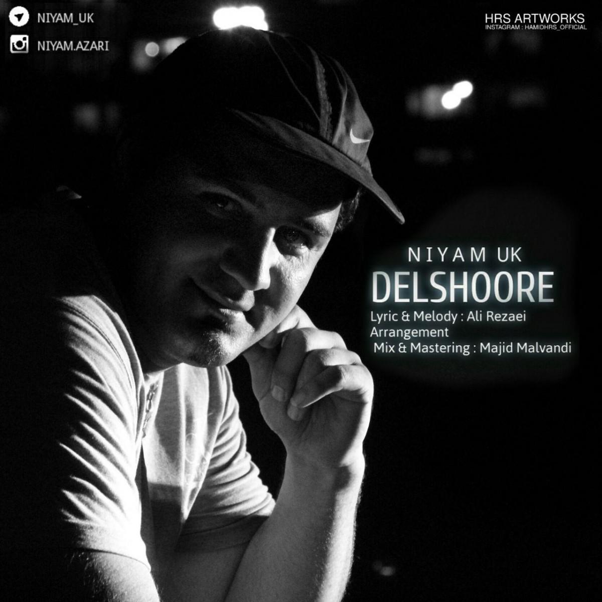 نامبر وان موزیک | دانلود آهنگ جدید Niyam-Uk-Delshoore