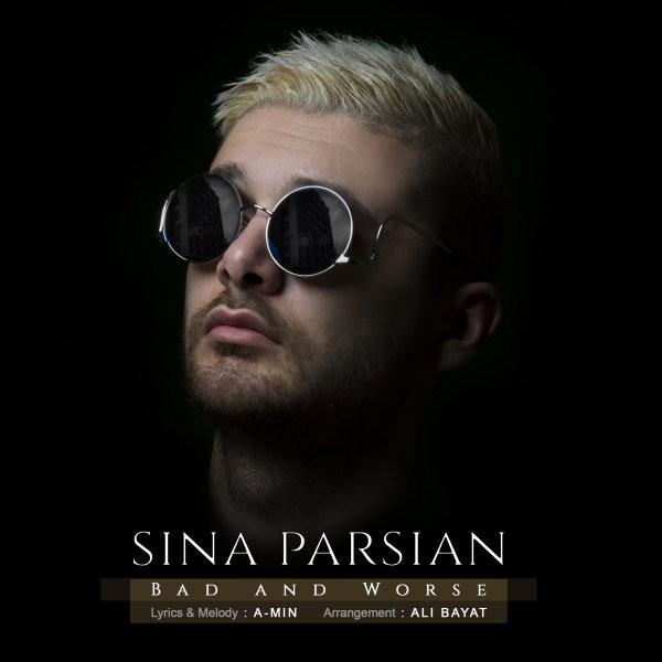 نامبر وان موزیک | دانلود آهنگ جدید Sina-Parsian-Bado-Badtar