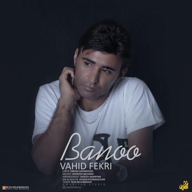 نامبر وان موزیک | دانلود آهنگ جدید Vahid-Fekri-Banoo