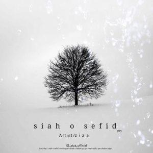 نامبر وان موزیک | دانلود آهنگ جدید New-Ziza-Siah-o-Sefid.jpg-300x300