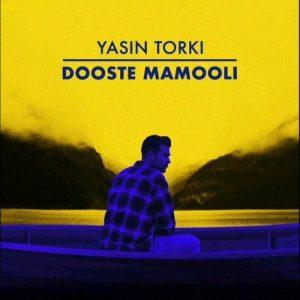 نامبر وان موزیک | دانلود آهنگ جدید Yasin-Torki-Dooste-Mamooli-300x300